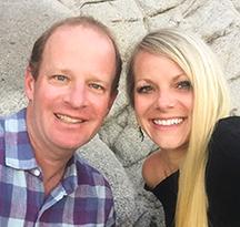 Pete and Becca - Hopeful Adoptive Parents