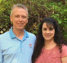 Ben and Jessica - Hopeful Adoptive Parents