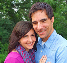 Danny and Sarah - Hopeful Adoptive Parents