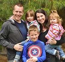 Rob and Carmen - Hopeful Adoptive Parents