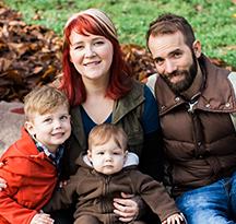 Tarrah & Chancee - Hopeful Adoptive Parents