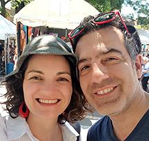 Mary & Ahmet - Hopeful Adoptive Parents