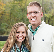Aaron & Kim - Hopeful Adoptive Parents