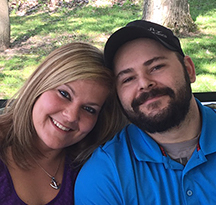 Christopher & Amanda - Hopeful Adoptive Parents