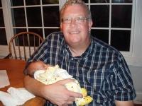 adoptive family photo - Kirk