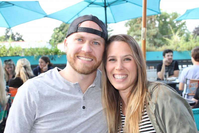 Josh and Laura