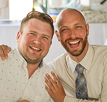 Andrew & Bennett - Hopeful Adoptive Parents