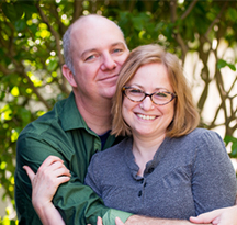 David & Amy - Hopeful Adoptive Parents
