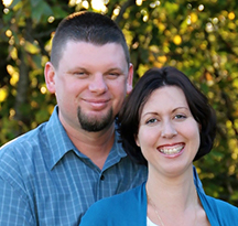 Tim & Becky - Hopeful Adoptive Parents