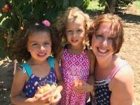 adoptive family photo - Becky
