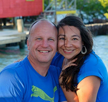 Michelle and Andy hopeful adoptive parents - Hopeful Adoptive Parents