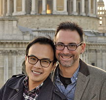 Christopher & Bobby - Hopeful Adoptive Parents