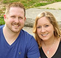 Chris & Anna - Hopeful Adoptive Parents