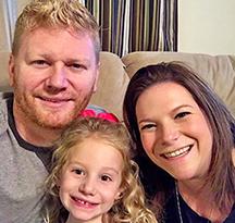 Alexis & Tom - Hopeful Adoptive Parents