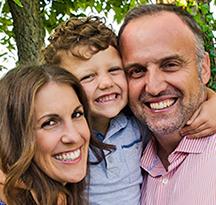 Trish & Zac - Hopeful Adoptive Parents