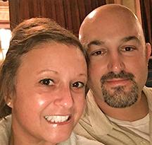 Vinny & Bernadette - Hopeful Adoptive Parents