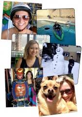 adoptive family photo - Rachel