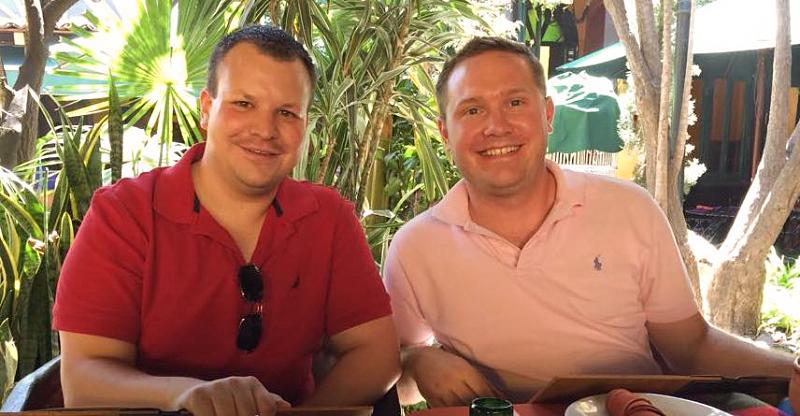 Mike & Jeremy