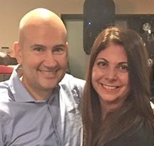 Suzanne & John - Hopeful Adoptive Parents