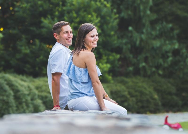 Josh and Nicole