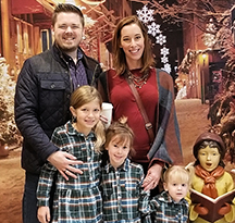 John & Christina - Hopeful Adoptive Parents