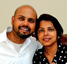 Chinu & Roy - Hopeful Adoptive Parents