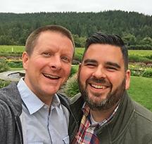 Jason and Andy - Hopeful Adoptive Parents