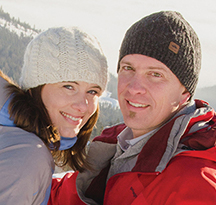 Christian & Melissa in Idaho - Hopeful Adoptive Parents