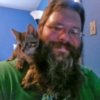 adoptive family photo - Thom