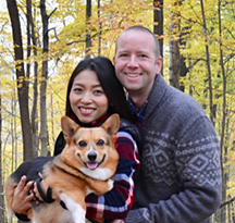 Aki & Eric - Hopeful Adoptive Parents