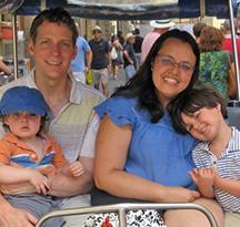 Mary & Andy - Hopeful Adoptive Parents
