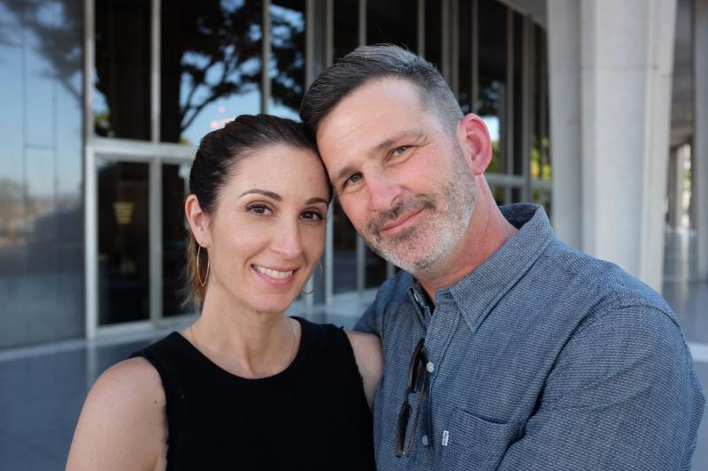 Maureen & Jesse
