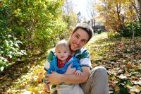 adoptive family photo - Andy