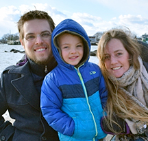 Andy, Amy, and Tristan - Hopeful Adoptive Parents