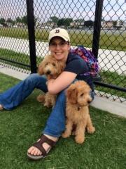 adoptive family photo - Susan
