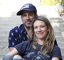 Justin & Hannah - Hopeful Adoptive Parents