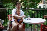 adoptive family photo - About Brad, by Alex