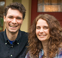 Shay and Eva - Hopeful Adoptive Parents