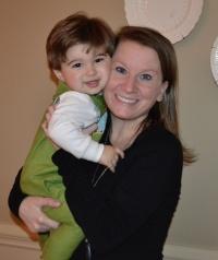 adoptive family photo - Katie