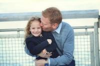 adoptive family photo - Tom Fritz