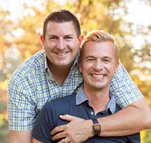 Matthew & David - Hopeful Adoptive Parents