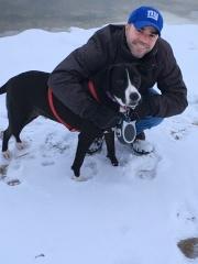 adoptive family photo - Pete