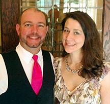 Matt & Megan - Hopeful Adoptive Parents