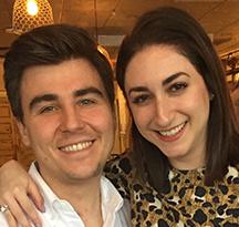 Brian and Katharine - Hopeful Adoptive Parents
