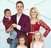 Charis & Duffy - Hopeful Adoptive Parents