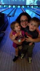 adoptive family photo - Mara