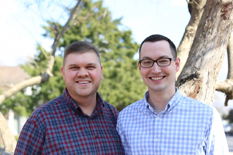 Isaiah & Andrew