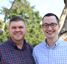Isaiah & Andrew - Hopeful Adoptive Parents