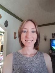 adoptive family photo - Stacey