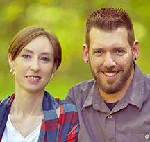 Pete & Stacey - Hopeful Adoptive Parents
